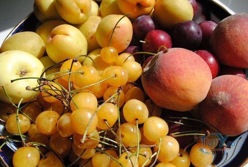 как фрукты узбекистана фото с названиями ваш нужен раскладке