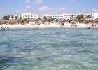 Фото туриста. Первая линия. Пляж убирают каждую ночь. Чистейшая вода