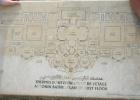 Фото туриста. Карта откопанной сауныКарфагена