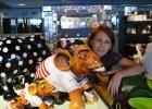 Фото туриста. в аэропорту Амстердама