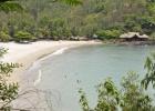Фото туриста. Пляж отеля, залив Ньячанг, занимает 29 место в списке самых красивых заливов мира