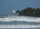 Фото туриста. вид с нашего пляжа на беседку соседнего отеля парадисус