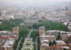 Фото туриста. Ереван, вид с обзорной площадки Монумента