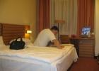 Фото туриста. номер отеля альберт