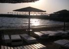 Фото туриста. Вечерний пляж