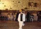 Фото туриста. Стена плача 2009 год