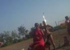 Фото туриста. играем в Робин Гуда, не обошлось без жертв...:-)
