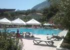 Фото туриста. релакс-бассейн в отдалении тихий