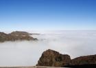 Фото туриста. Над пеной облаков