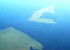 Фото туриста. Подлетаем к острову