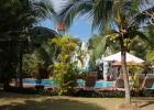 Фото туриста. тер-рия отеля