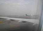 Фото туриста. Аэропорт. Бангкок. Протяженность 1 км.