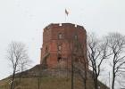 Фото туриста. Вильнюс. Башня Гедиминаса.