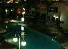 Фото туриста. Вечером можно просто полежать у бассейна...