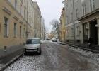 Фото туриста. фото -1- ЭСТОНИЯ. ТАЛЛИН .Тихо и безлюдно в Старом городе, утро 1-го января.