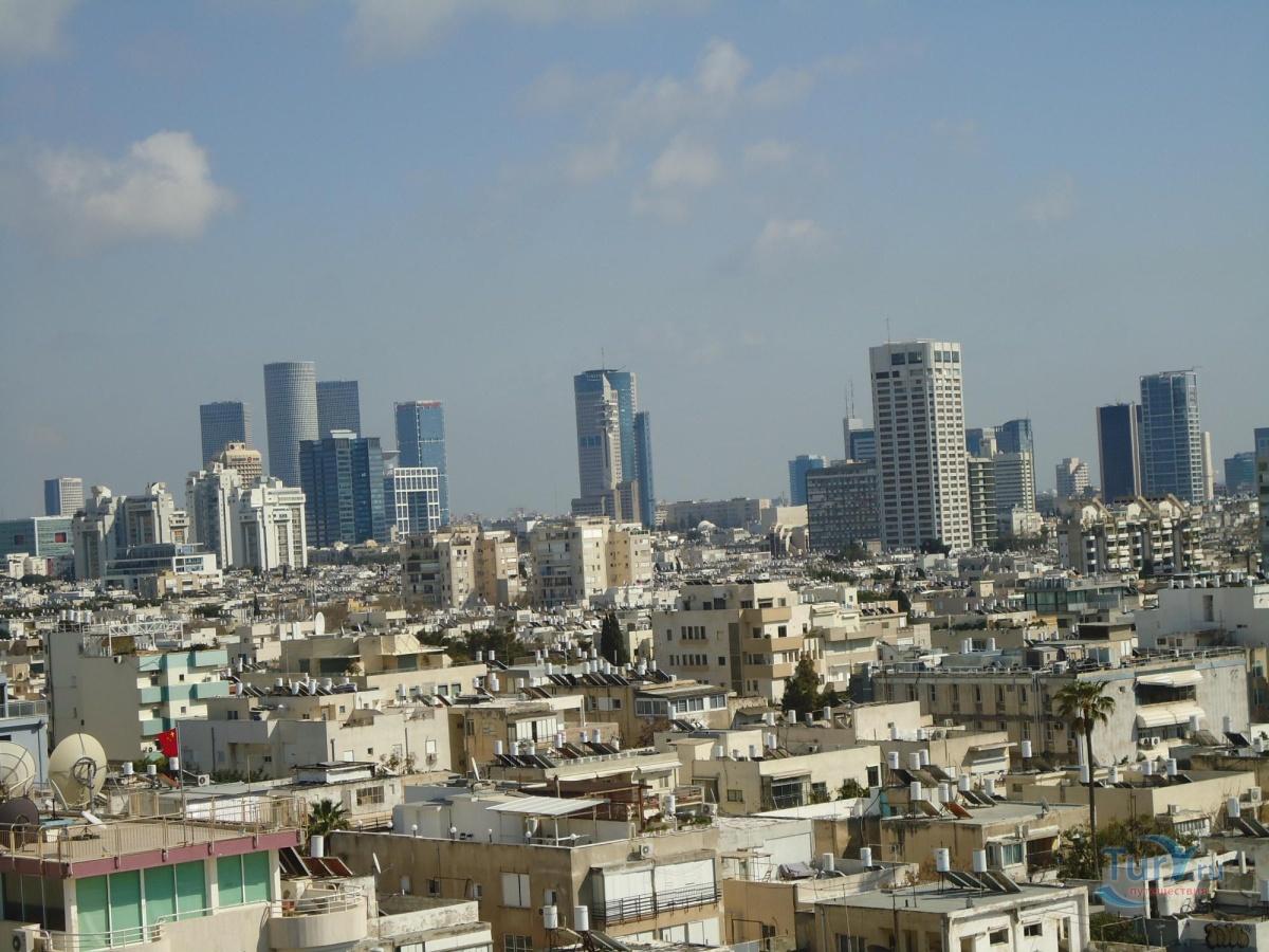 тель авив фото в ноябре