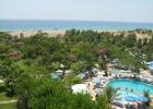 Фото туриста. Панорама из окна номера отеля.