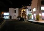 Фото туриста. ночь, улица, отель