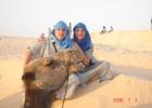 Фото туриста. пустыня Сахара