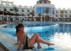 Фото туриста. бассейн в Топазе