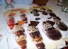 Фото туриста. мороженое свенсен