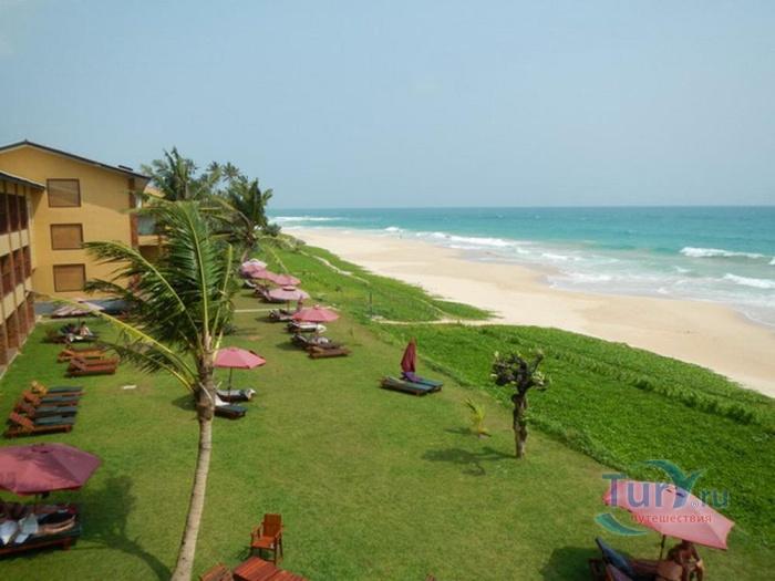 Шри ланка the long beach resort отель категории