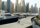 Фото туриста. Дубай Марина