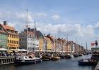 Фото туриста. Копенгаген.Канал Нюхавн