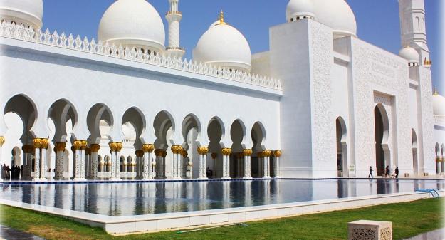 «Мечеть Шейха Заеда»