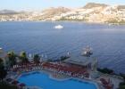 Фото туриста. Вид на бухту с балкона