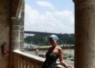 Фото туриста. во дворце Колумба