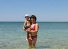 Фото туриста. На средиземном море
