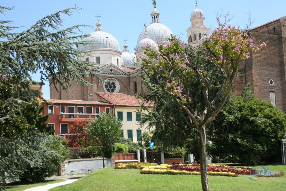 хорошее италия падуя собор св джустины фото условия проживания