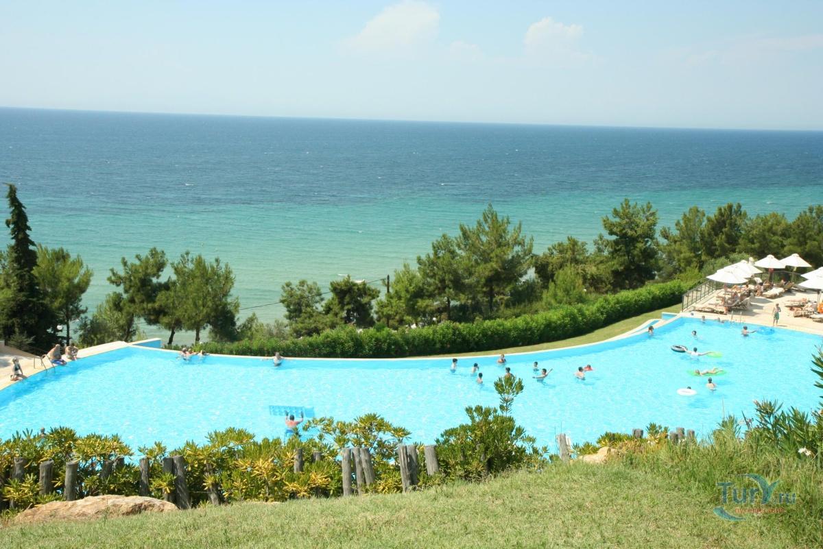 отель океания халкидики фото