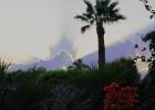 Фото туриста. закатное небо