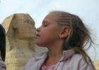 Фото туриста. поцелуй
