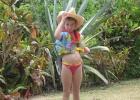Фото туриста. Моя дочь Полина