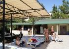Фото туриста. бар у бассейна