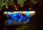 Фото туриста. мостик на Обводном канале