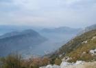 Фото туриста. Вид с горы на Боко-которскую бухту