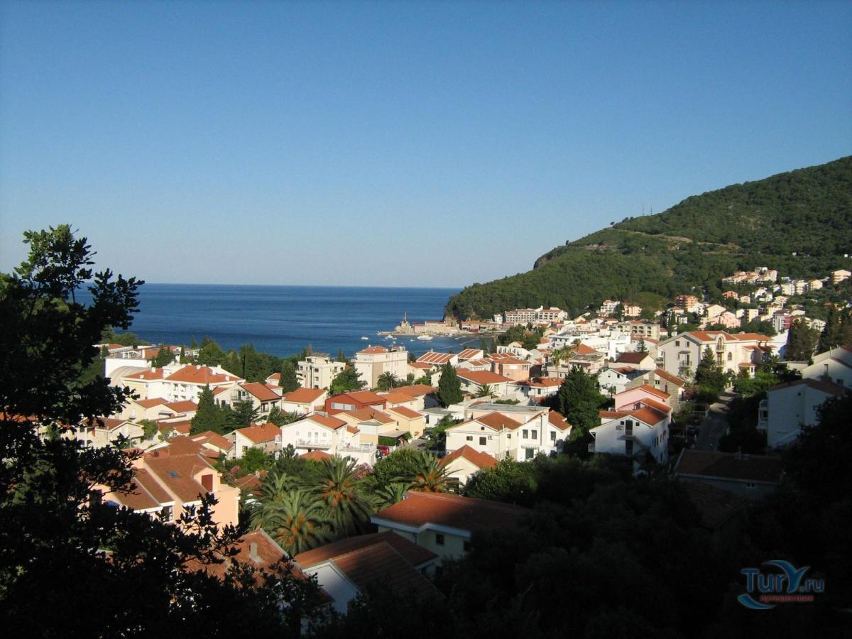 Черногория TravelRu Страны Черногория погода визы