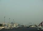 Фото туриста. В Дохе на обратном пути.