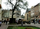 Фото туриста. На площади Рынок