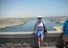 Фото туриста. Ассуанская плотина-конец путешествию