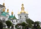 Фото туриста. На территории Киево-Печерской Лавры, Киев
