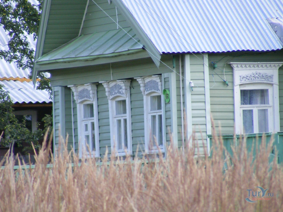 Фото деревни понарино орловская область