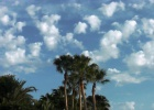 Фото туриста. Небо Тенерифе