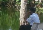 Фото туриста. Будни вьетнамского менеджера