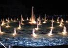 Фото туриста. аллея фонтанов