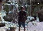 Фото туриста. в пещере на п-ве Самана